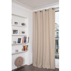 Thermisch gordijn Everest Beige MC15